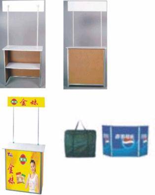 folding table: Sell promotional counter, promotional items, promotional products