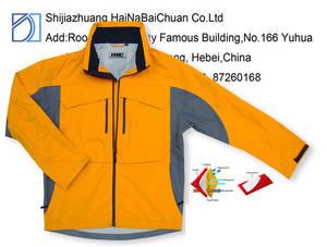 Wholesale Apparel Processing Services: Jacket