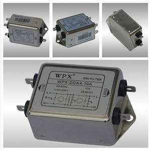 Wholesale emi filter: 5A 10A 20A DC Power EMI Filter