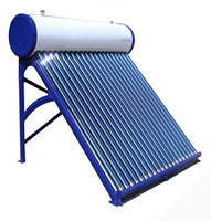 Sell compact non  pressurized solar water heater 200L