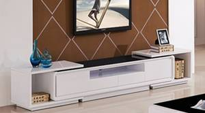 Wholesale TV Stands: Living Room Furniture Good Quality TV Cabinet  with Left and Right Matching Cabinet