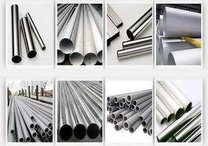 Wholesale electric curtain profile: Stainless Steel Tubes 321