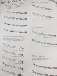 Wholesale Dental Unit: Dental Handpiece