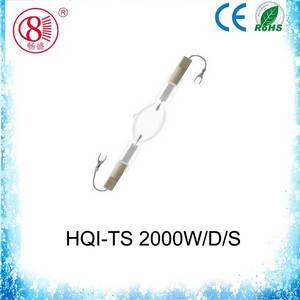 Wholesale Metal Halide Lamps: Metal Halide Light Bulb HQI-TS 2000W/D/S K12S 2000 Watt