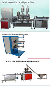 Wholesale Water Treatment: Filter Cartridge Machine Factory