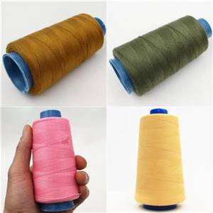 Wholesale Sewing Supplies: 40S2 100% Polyster Sewing Thread