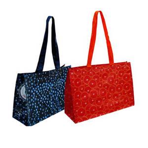 Wholesale pp woven bag: Fruit Pattern PP Woven Bag