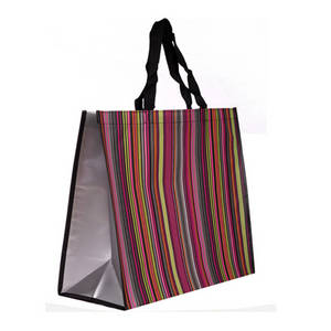 Wholesale pvc travel bag: High Quality Colorful Print PP Non Woven Gift Bag