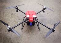 Multi-rotors Plant Protection UAV