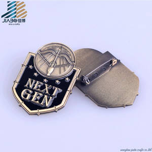 Wholesale Badge Holder & Accessories: Jiabo Custom Metal Made Souvenir PIN Badge