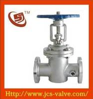 Jacketed Gate Valve,Steam Jacketed Gate Valve