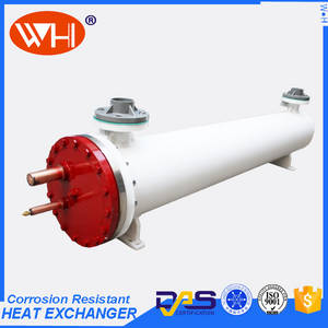 Wholesale non electrical power system: Pure Titanium Shell and Tube Evaporator (Single System)