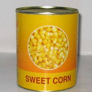 Wholesale canned shiitake: Canned Sweet Corn