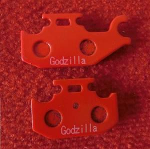 Wholesale brake part: Motor Parts ,ATV Brake Pads