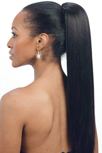 Half Wig Ponytail 28