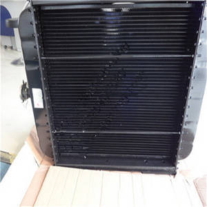 Wholesale assy: XCMG Wheel Loader ZL30G Spare Parts YC6108G Radiator Assy  5004390