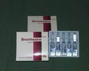 Wholesale bromhexine: Bromhexine HCl Injection