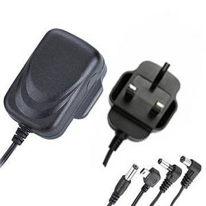 Wholesale mid tablet pc: 5V 2.5A A Case UK Power Charger Supply Adapter