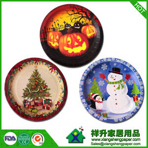 Wholesale paper plate: Paper Plate