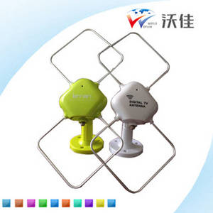 Wholesale fta receiver: High Quality! Digital TV Indoor Active Car Antenna