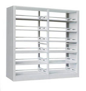 Wholesale School Furniture: Metal Bookcase Bookshelf