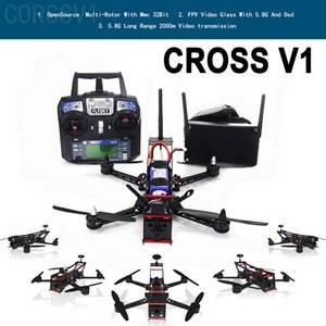 Wholesale tv aerial: AlienCopter Cross V1
