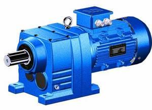 R77 Coaxial Gearbox Gearmotor Gear Reducer