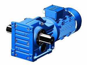 Right Angle Helical-bevel Gearbox Geared Motor