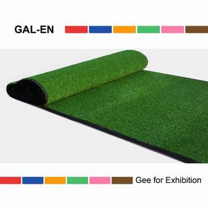 Wholesale Garden Ornaments & Water Features: Outdoor Fake Turf for Wedding Decoration