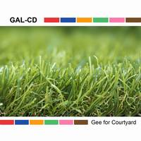 Golden Manufacturer Synthetic Grass Turf Landscaping ...