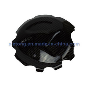Wholesale clutch cover: Carbon Fibre Clutch Cover Guard Motorcycle Parts for BMW S1000rr
