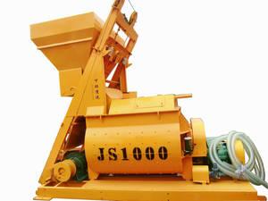 Wholesale Cement Making Machinery: JS1500A Concrete Mixer