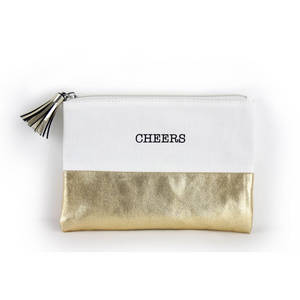 Wholesale wholesale canvas cosmetic bag: China 16 Years Factory Supply Directly Makeup Bag Wholesale Canvas Cosmetic Bag