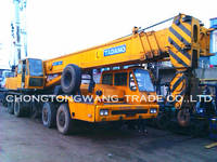 Used Original Tadano Truck Crane  TG-500E 50t for Sale