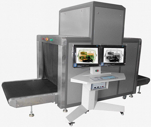 airport xray machine images