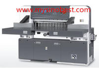 Sell Hydraulic Computerized Paper Cutting Machine Paper Cutters