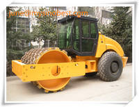 Hydraulic Vibratory Road Roller 14T with Lug