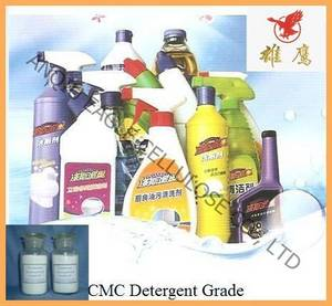 Wholesale Other Organic Chemicals: Sell Carboxy Methyl Cellulose CMC Detergent Grade