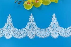 Wholesale bridal dress: Manufacturer Sale Embrodiery Bridal Lace Design for Wedding Dress