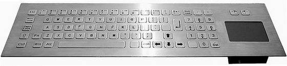 Electronic Accessories & Supplies: Sell IP65 Kiosk Keyboard with Numeric Keypad and Touchpad(X-PN81F)
