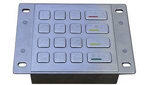 Wholesale non electrical power system: IP65 Vandalproof Metal ATM EPP(X-EN16B)
