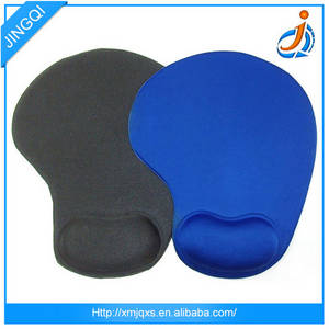 Wholesale mouse pad: Custom Promotional Mouse Pad Pure Color Wrist 3D Custom Printed Silicone Mouse Pads