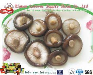 Wholesale canned shiitake mushroom: Canned Shiitake Mushroom