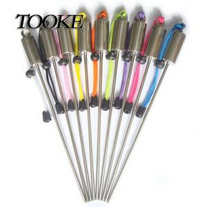 Wholesale banger: TOOKE Scuba Underwater Diving Stainless Steel Lobster Dividing Stick Pointer Rod with Lanyard