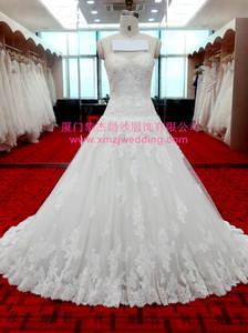 Wholesale bridal dress: 2015new Fashion Wedding Dress/Bridal