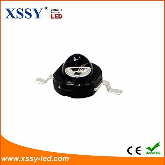 led light: Sell IR LED HP Light Source 1.9w 28mil 850nm 940nm 30 Degree LED for CCTV