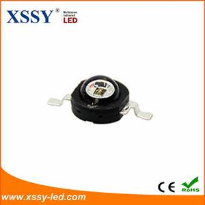 Wholesale high power led: XSSY IR LED Light Source High Power LED 1.9w 28mil 850nm 940nm LED for Surveillance Cameras Infrared