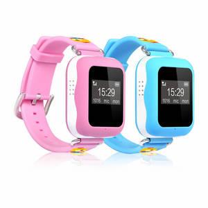 Wholesale silicone watch: GPS Kid Watch, Silicone Wristbands, Bluetooth Wrist Watch, Waterproof Smart Watch