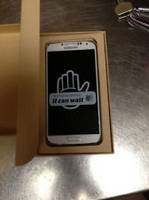 Sell Samsungs Galaxys S4 - 16GB - White Frost (ATT) Brand New