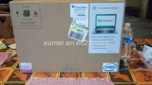 Wholesale busleddisplay: HP Chromebook 14-q039wm WHITE- FREE T-MOBILE HOTSPOT  Laptop